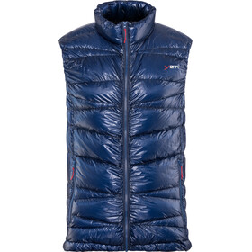 Yeti Cavoc Ultralight Down Vest Herr estate blue
